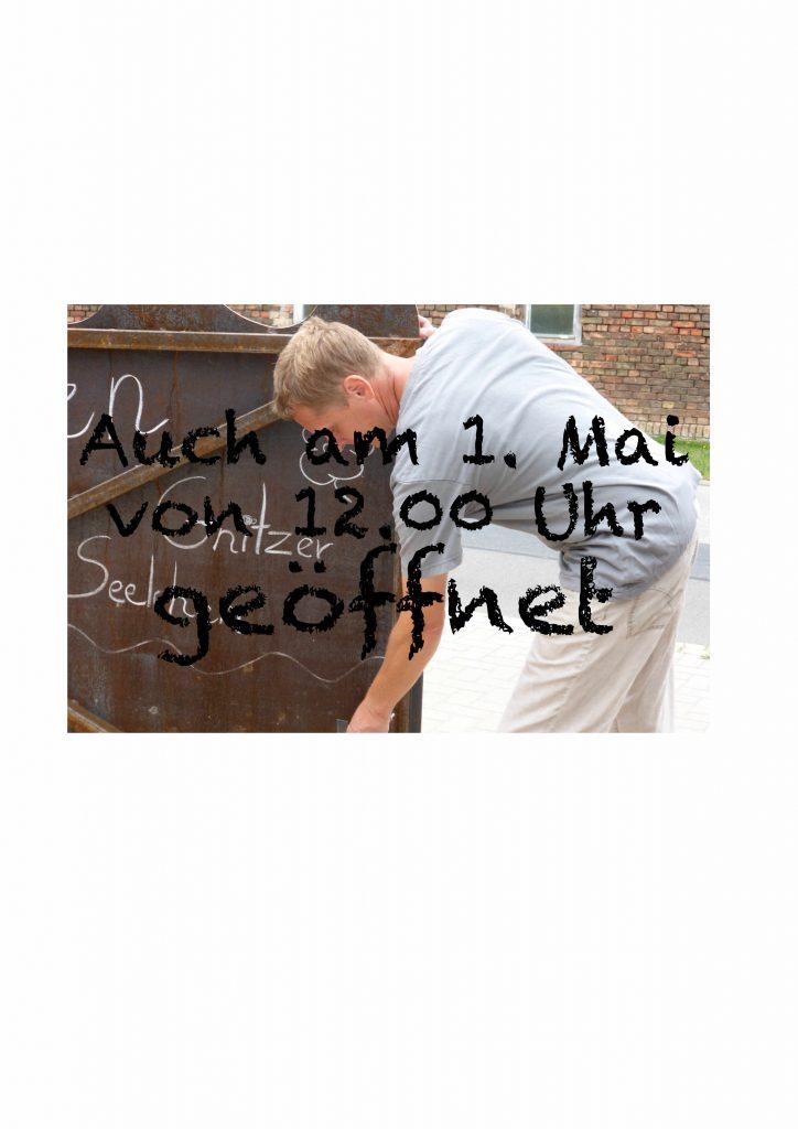 1. Mai im Gnitzer Seelchen