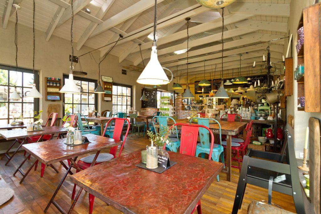 Gnitzer Seelchen, das Cafe auf dem Gnitz / Usedom