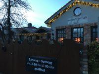 Winterzeit auf dem Gnitz / Usedom bei Cafe und leckerem Kuchen